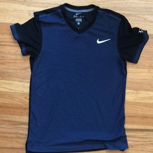 Nike Federer Tennis shirt